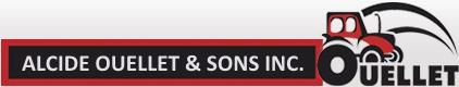 Logo Alcide Ouellet et fils